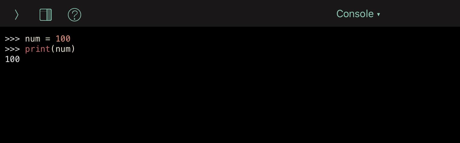 Python 変数と代入 - 01