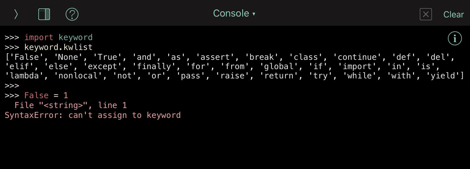 Python 変数と代入 - 05